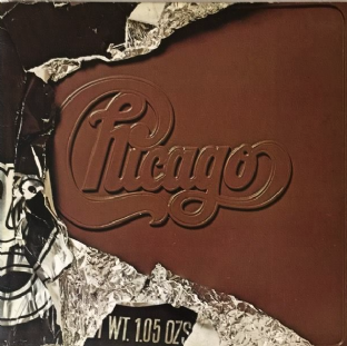 Chicago ‎- Chicago X (LP) (G/G+)